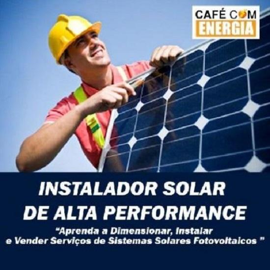 Energia Solar - Instalador De Alta Performance